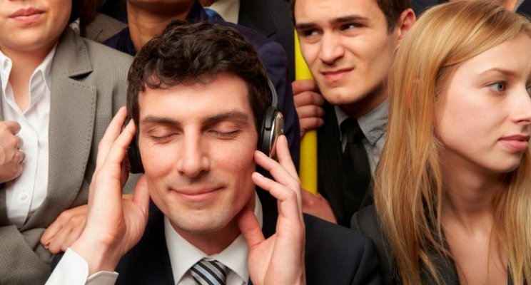 4 Ways to De-stress (and maybe even enjoy) Your Commute